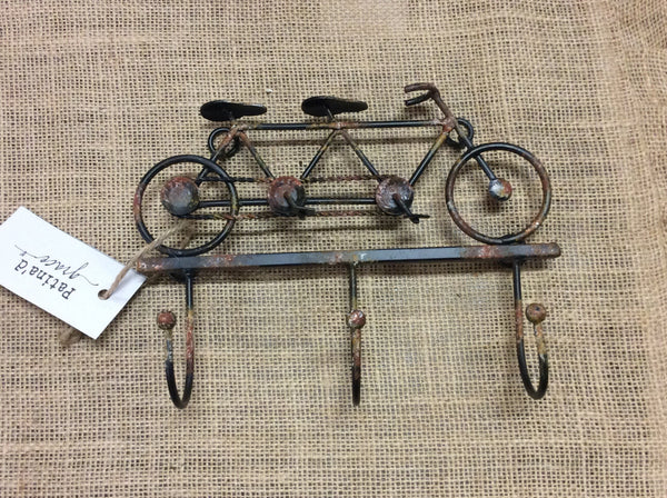 Bicycle Key Hanger