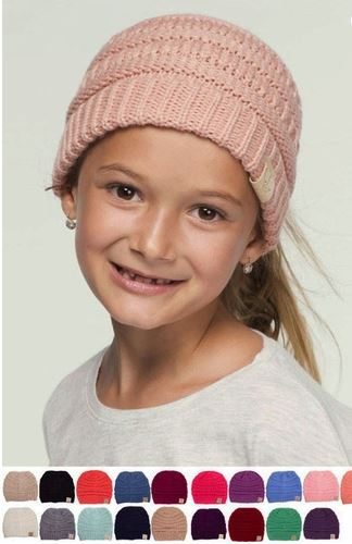 CC Brand Kids Beanie Hat- Due in End of December