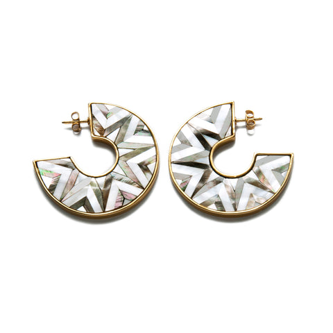 Alunsina Earrings