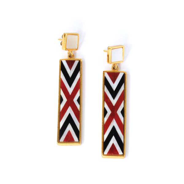 Sofia Earrings - X