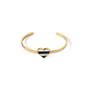 Sherry Cuff - Black & White