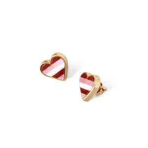 Candy Earrings - Pink & Red