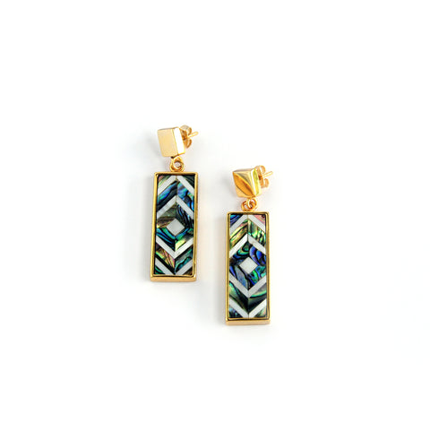Sofia Mini Earrings - Diamond