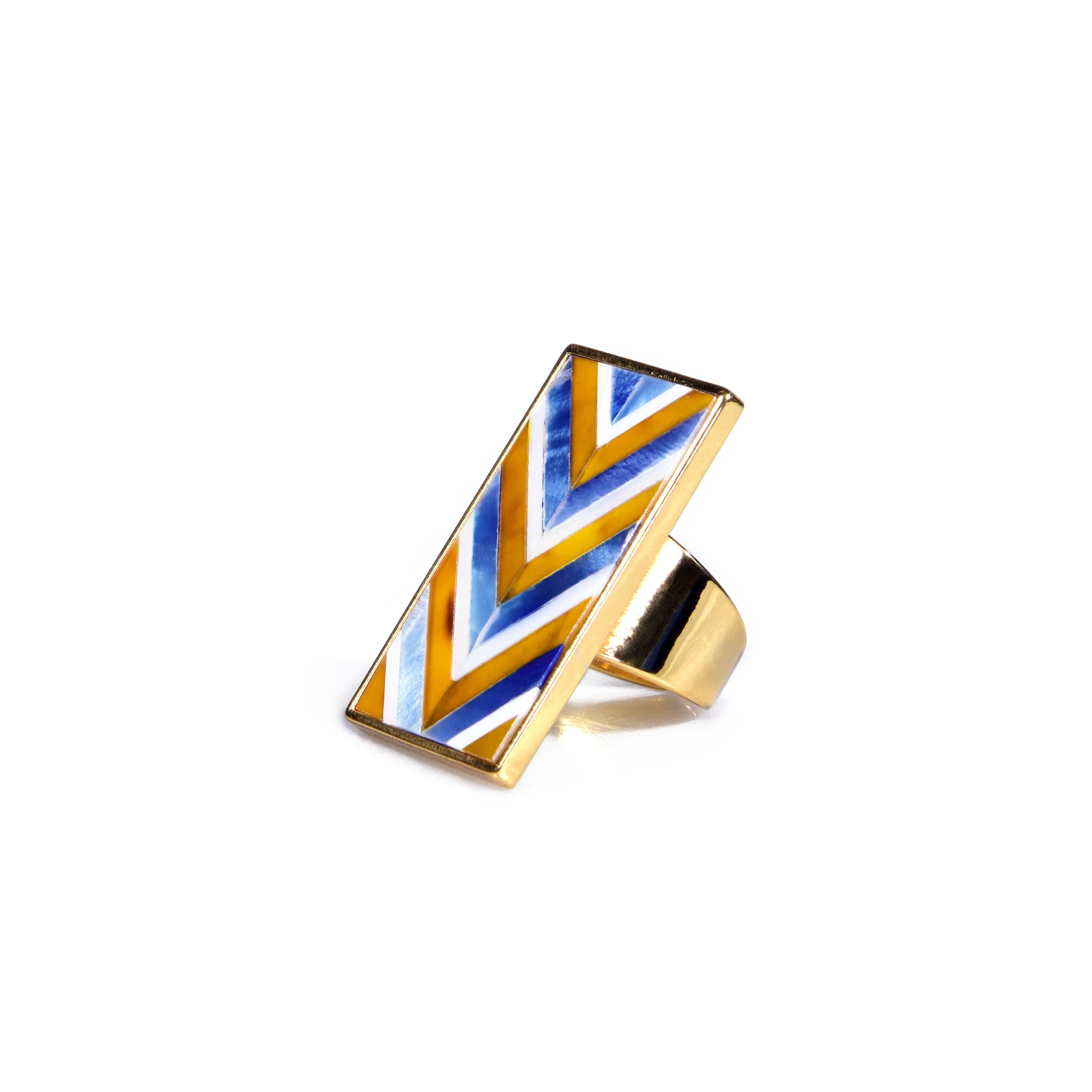 Val Ring - Chevron
