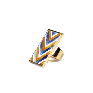 Val Ring - Chevron - Susanne Verallo