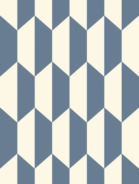 Tile - Blue & White