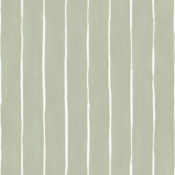 Marquee Stripes - Soft Olive