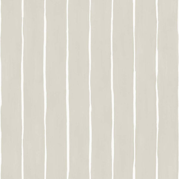 Marquee Stripes - Soft Grey - Wallpaper Trader