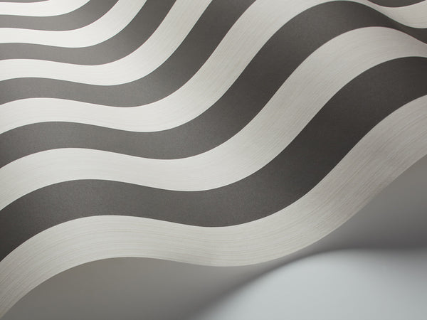 Regatta Stripes - Black and White