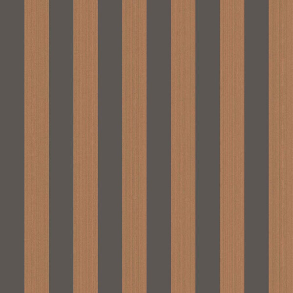 Regatta Stripes - Tan and Black