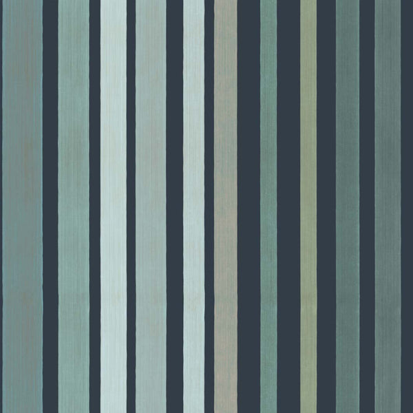 Carousel Stripe - Frosty Green