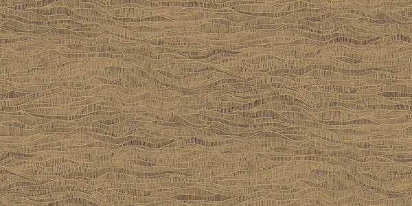 Meadow- Indian Spice and Copper Leaf - Wallpaper Trader