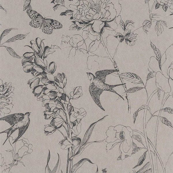 Designers Guild Wallpaper Sibylla - Birch