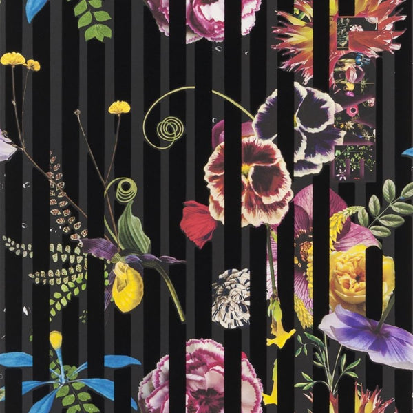 Christian Lacroix Histories Naturelles Babylonia Nights Soft Crepuscule Wallpaper