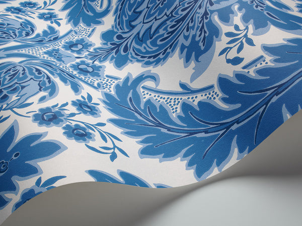 Coleridge - Blue & White