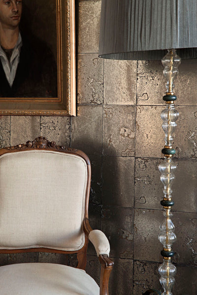 Antique Mirror - Gilver - Wallpaper Trader