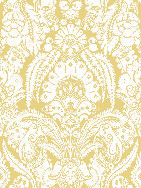 Chatterton - French Yellow & Ivory