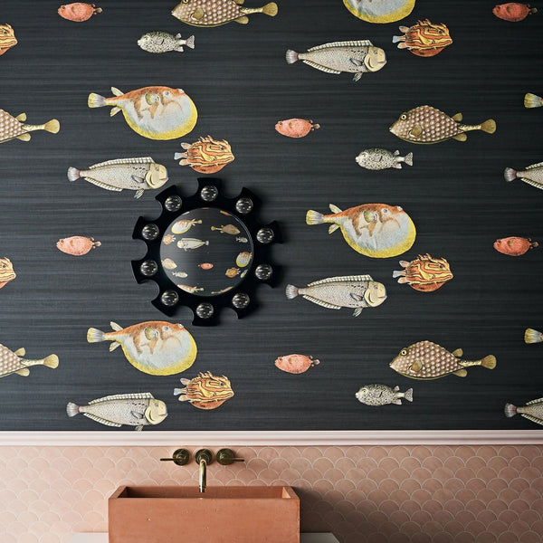 Acquario Fish - Ink Black