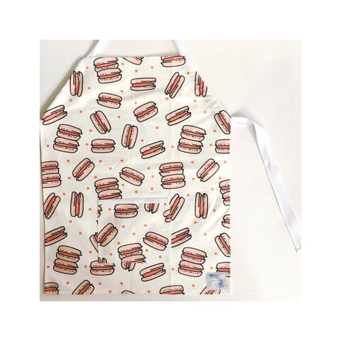 Le Macaroons Frankie and Noodle Kids Apron