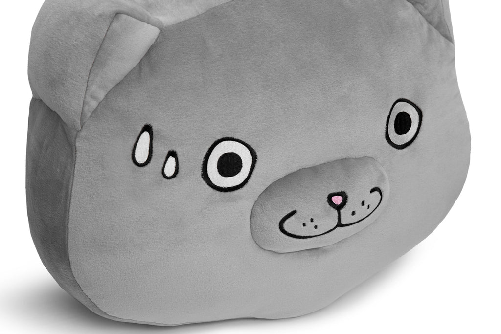 'CATXMAN BIG HEAD CUSHION