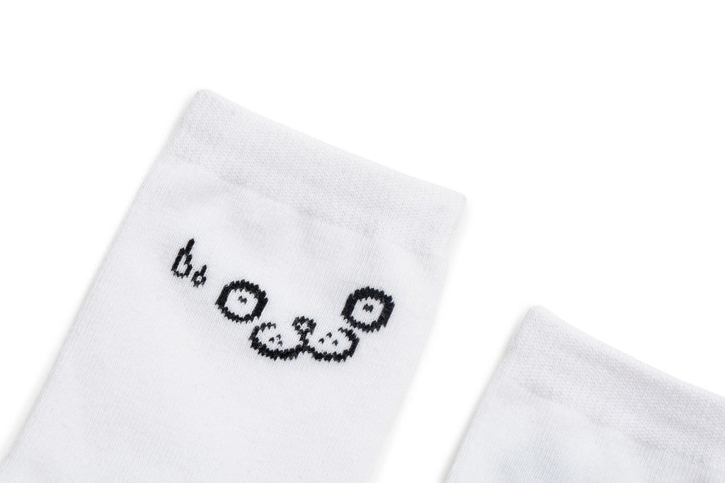 FACE ANKLE SOCKS