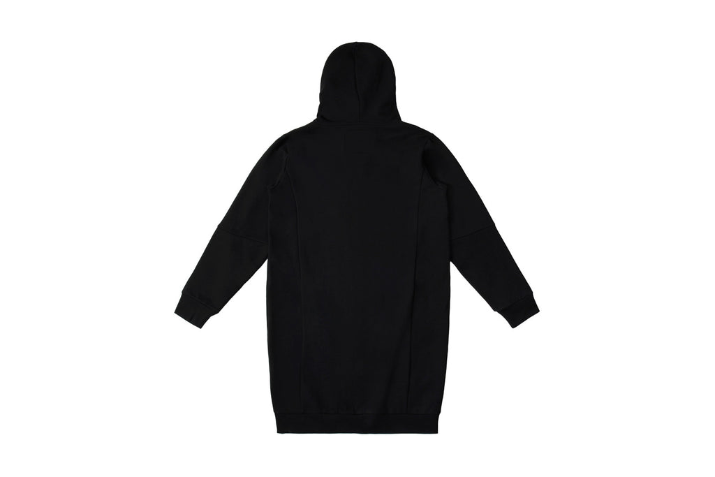 CATXMAN LONG HOODED JACKET