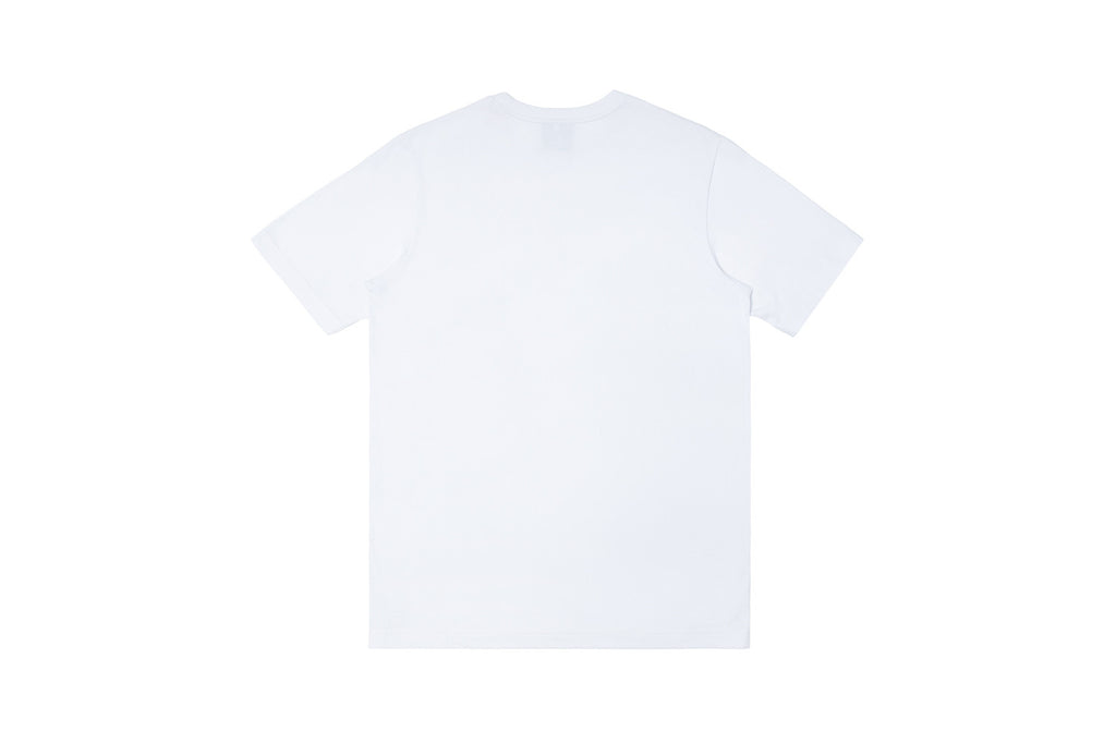 CATXMAN COMIC TEE IN WHITE (UNISEX)