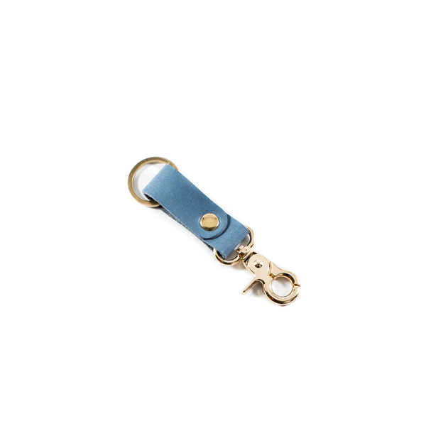 Key Fob (Denim Blue)