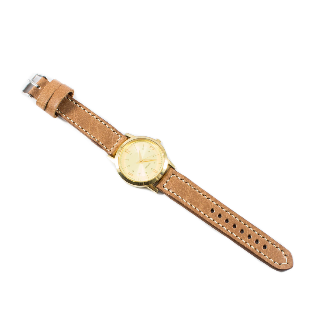 Men's Watch Strap (Mocha)