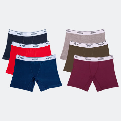 Baller Color 6-Pack