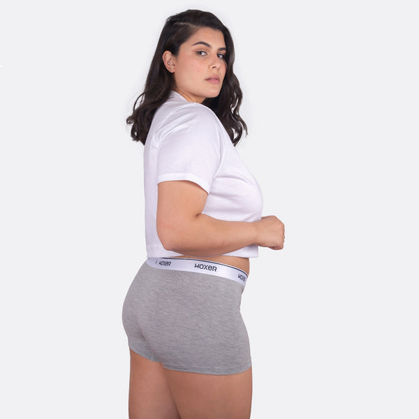 Stud Heather Grey