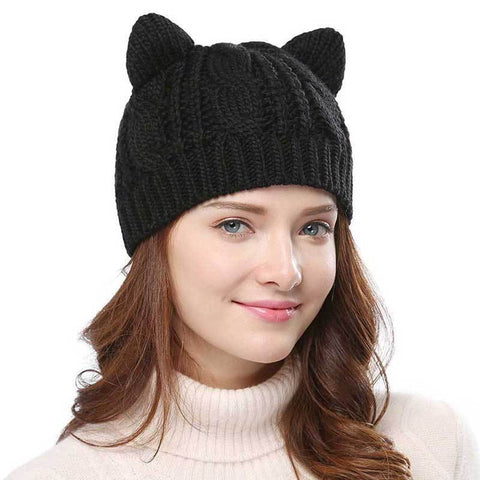 Bonnet Oreilles de Chat