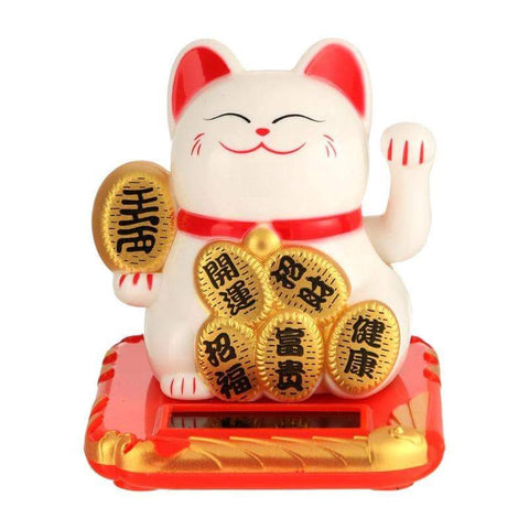 Figurine Chat Chinois