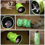 Jouet Pour Chat Tunnel