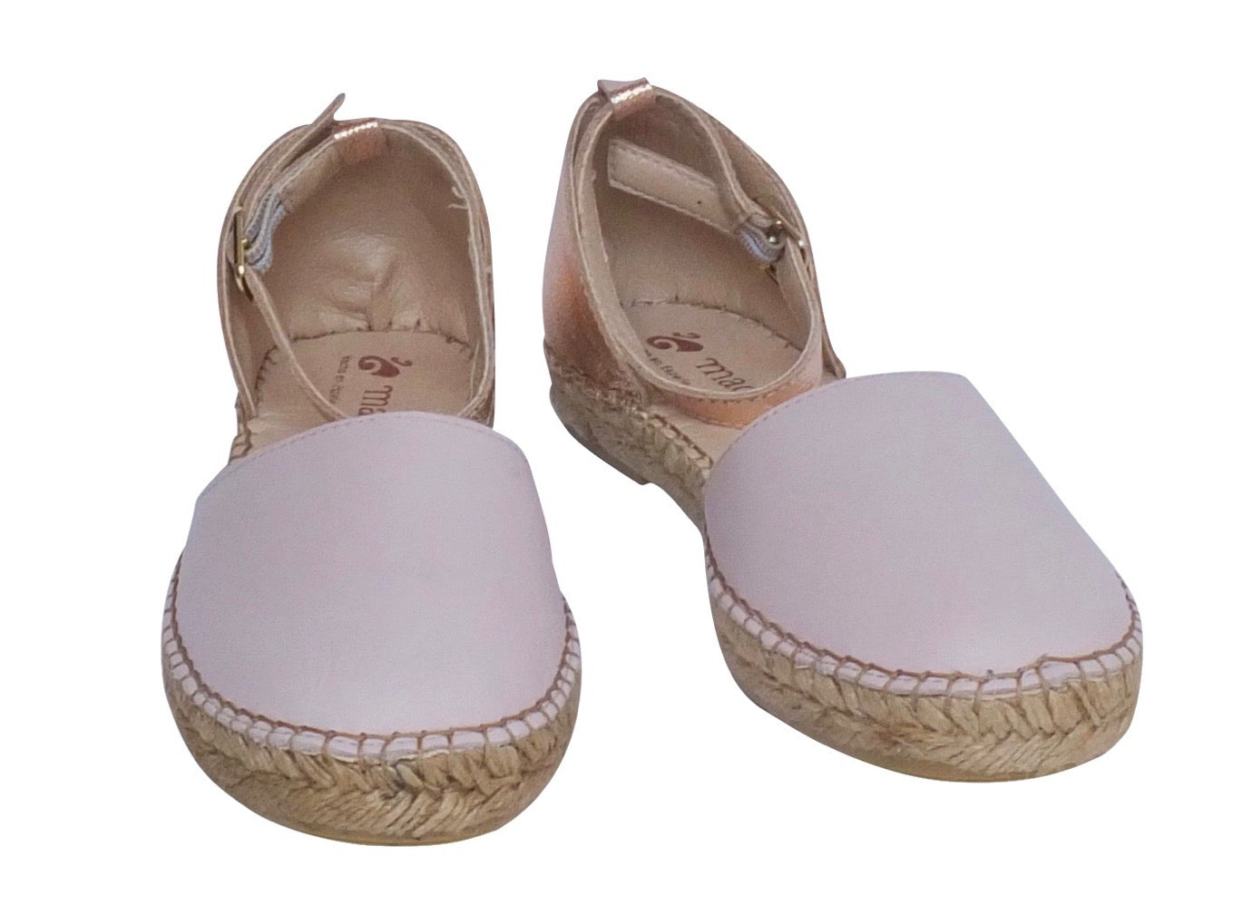 Rose Gold City Espadrille