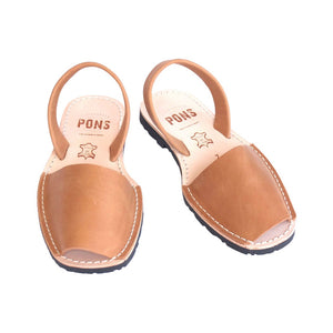 PONS TAN Leather Classic Avarca