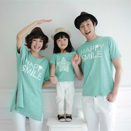Happy Smile Family Shirt