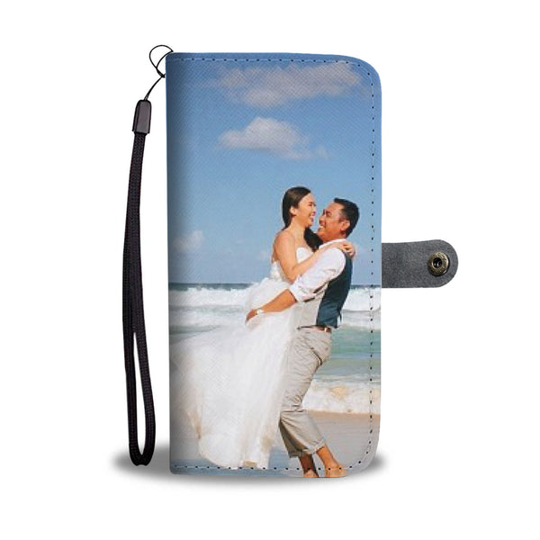 Customised Original Phone Case Wallet Design (YOUR OWN PHOTO)