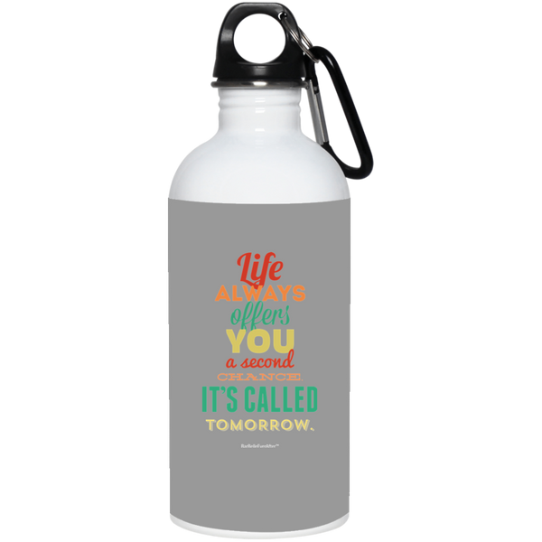 BarBelle EverAfter™ 20 oz. Stainless Steel Water Bottle