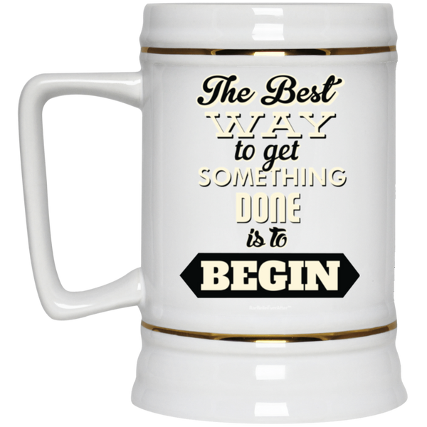 BarBelle EverAfter™ Beer Stein 22oz.