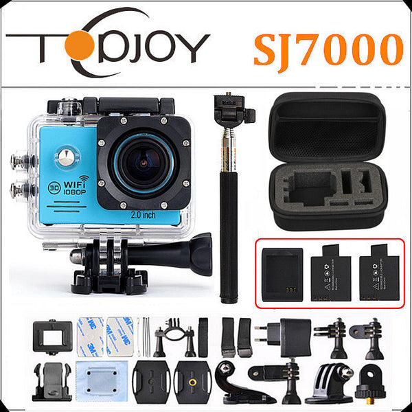 Gopro Hero 4 Style Wifi Action Camera 1080p Full HD Sports Camera 30M Waterproof  Sport Extreme Mini Cam Sport DV