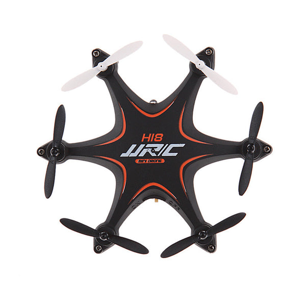 Mini Drone JJRC H18 2.4GHz Radio Control 4CH 6-Axis Gyro 3D Rolling Headless Mode RC Quadcopter for Outdoor and Indoor