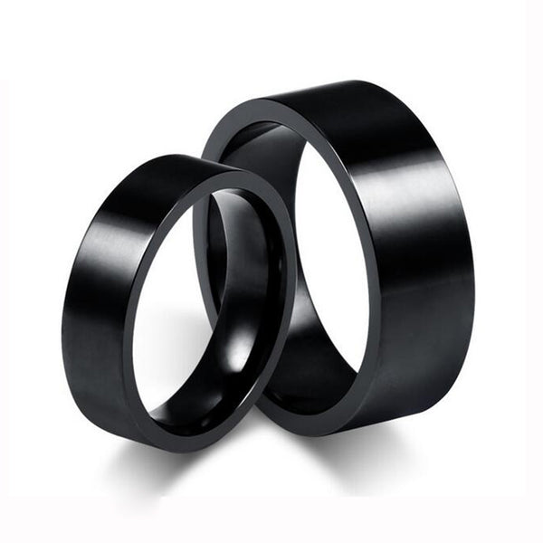 Black Love Couple Rings