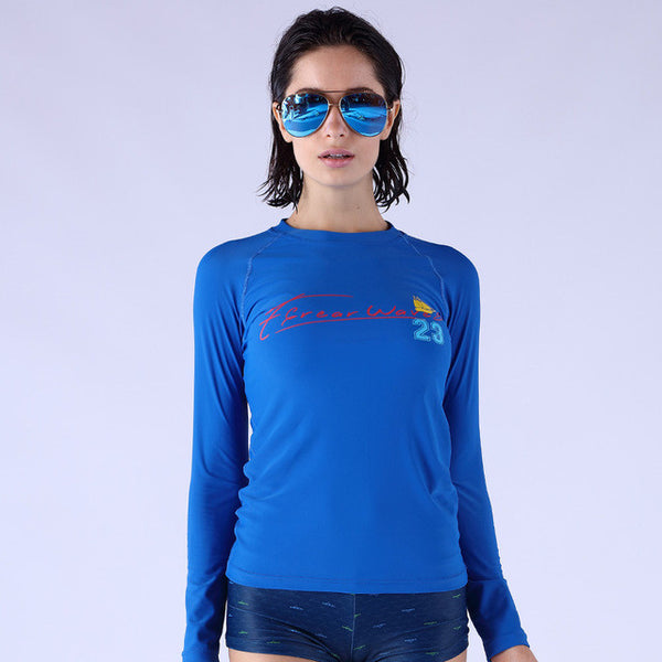Couple Quick drying outdoor Tight Surfing suit