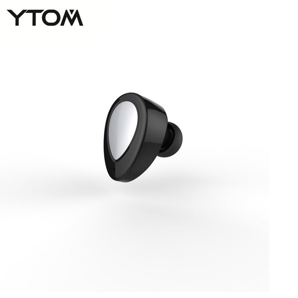 Couple GadgetS YTOM Original Bluetooth Wireless Double Track Earphone for iPhone/Smartphone