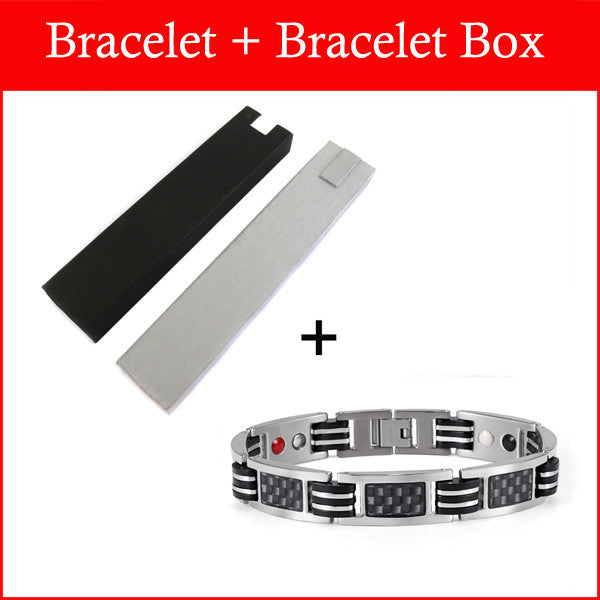 Couple Bracelet Energy Magnetic Health Bracelet - CoupleStuffs.com - Couple's Super Shop for Stuffs!