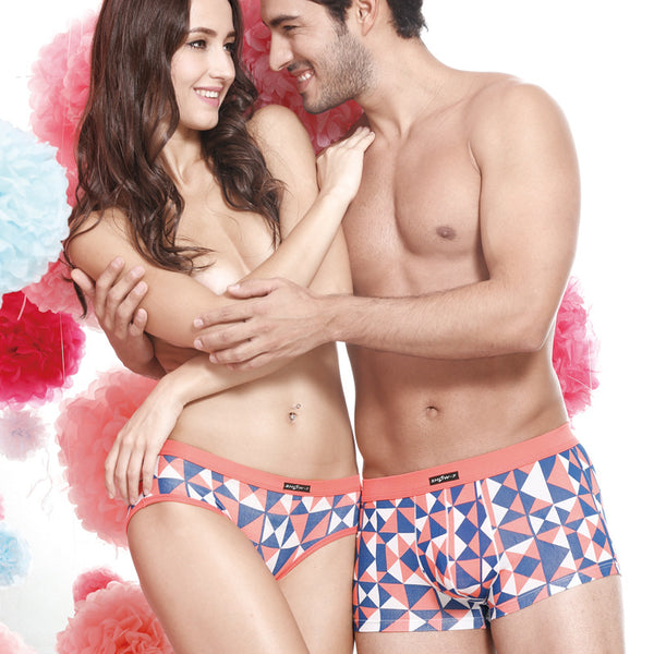 Candy Color Couple Underwear