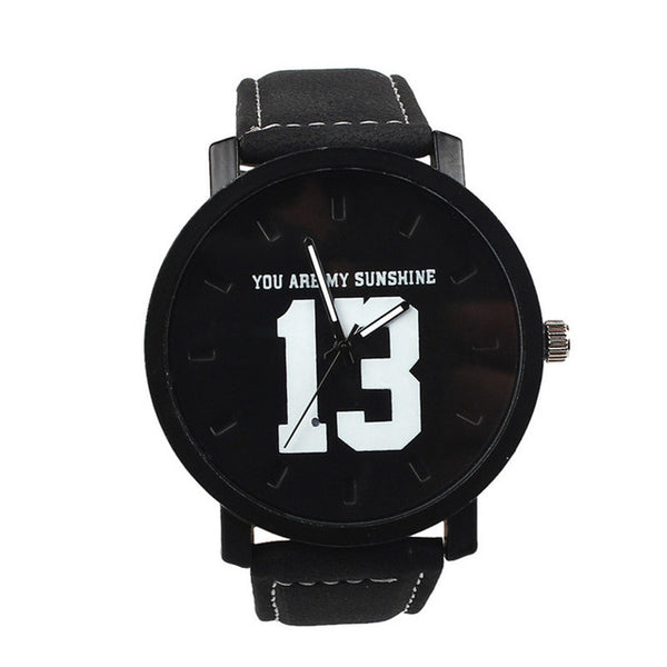 You are my Sunshine 13 14 Couple Watch