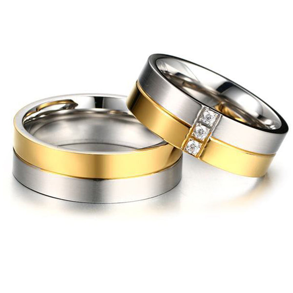 Most Requested Couple Rings