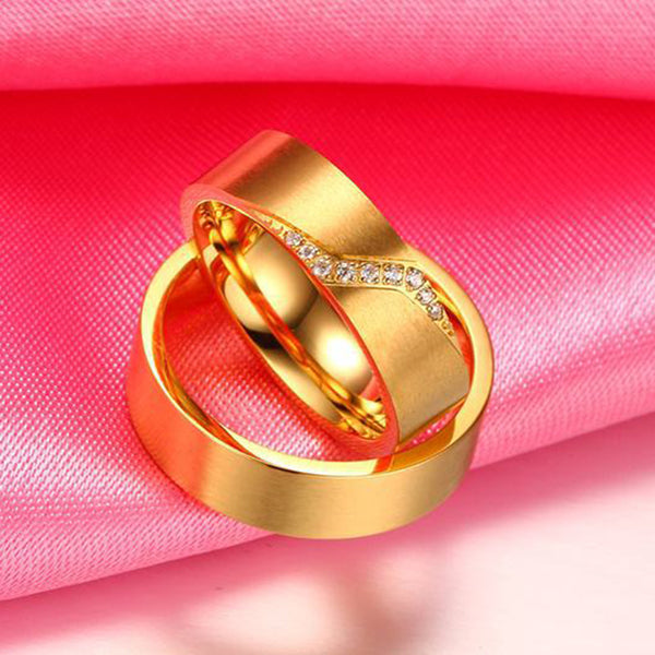 The Wedding Couple Rings